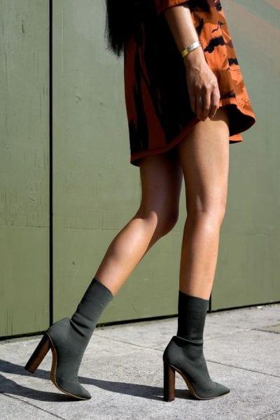 Kiểu giày boot đẹp