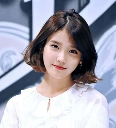 Mẫu tóc ngắn Hàn Quốc bob hot