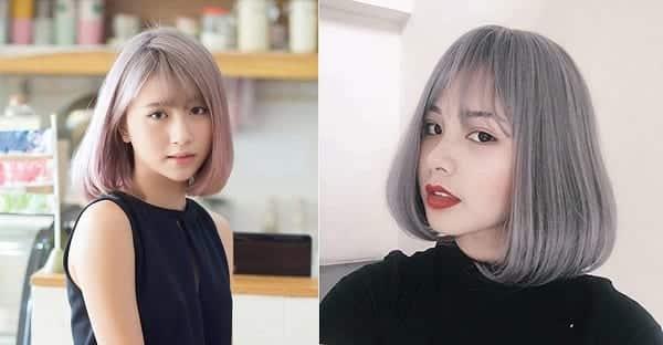 Kiểu tóc ngắn Hàn Quốc đẹp phù hợp với mọi khuôn mặt