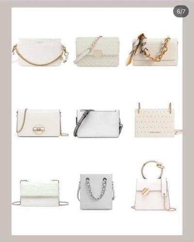 Màu trắng cho phong cách tinh khôi