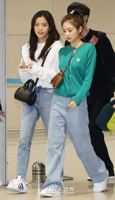 Mix áo cardigan chui đầu nữ với quần jean - Ảnh 3