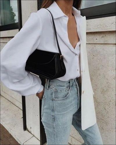 Túi xách đeo vai retro