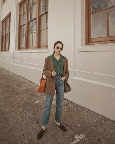 Phối đồ dạo phố mùa đông với phong cách layer - Ảnh 1