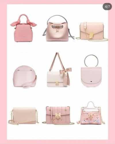 Màu hồng pastel cho ngày nữ tính