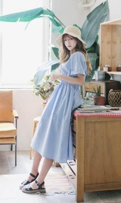 Váy xòe - Ảnh 3
