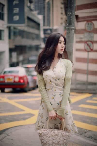 Áo cardigan màu pastel - Ảnh 1