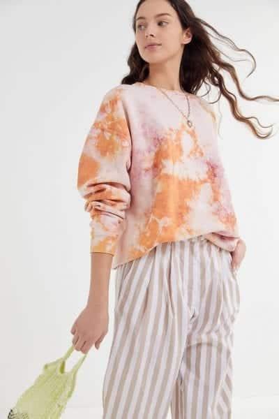 Họa tiết mùa thu tie-dye - Ảnh 4