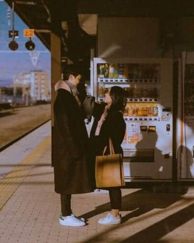 Đồ đôi đi du lịch đẹp theo phong cách Trung Quốc - Ảnh 2