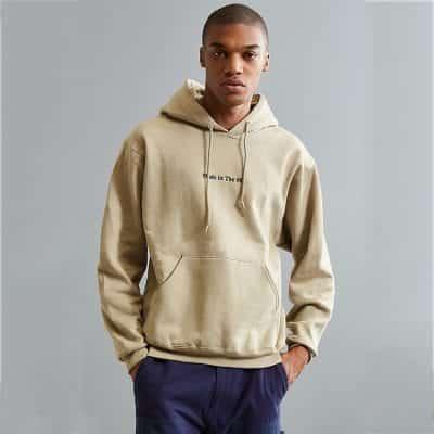 Thiết kế của áo Hoodie cổ điển