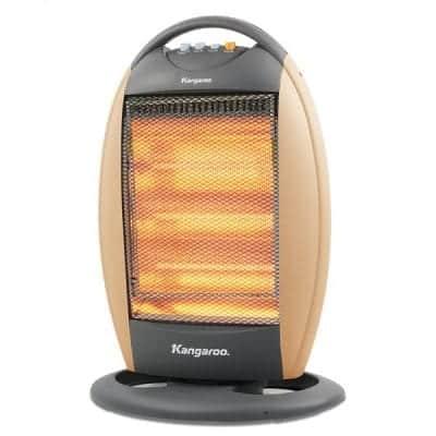 Dùng đèn sưởi điều chỉnh nhiệt độ phòng ngủ