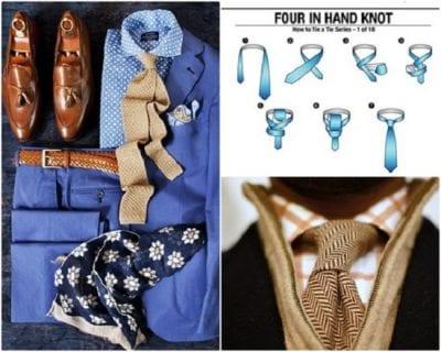 Biến chàng thành một quý ông với món quà – Cà vạt của bạn