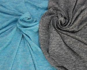 Vải cotton là loại vải phổ biến nhất được chọn để làm áo thun