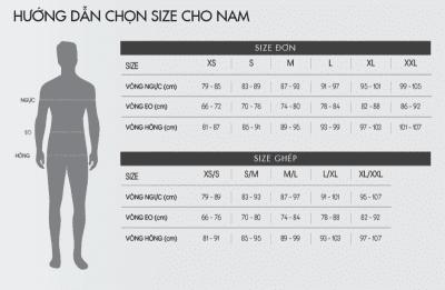 Cách chọn size quần lót nam