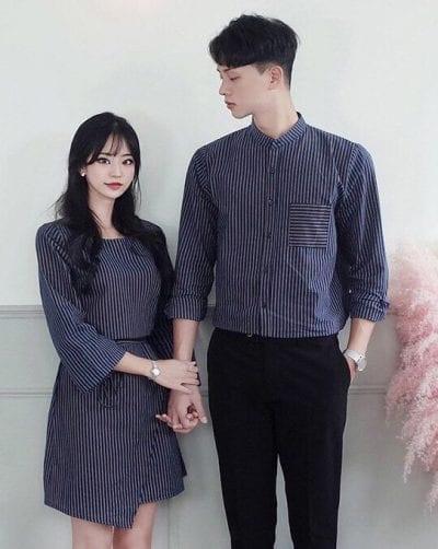 Trang phục đôi – Quà tặng tràn đầy sự lãng mạn