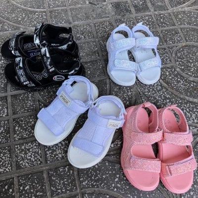 """SandalNhững mẫu sandal năng động dành cho """"bánh bèo"""" sành điệu tại Fandy store Đà Nẵng"""