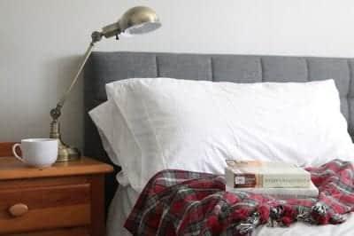 Vải flannel dùng làm thảm/ khăn để trang trí nhà cửa