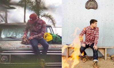Dù đi học, đi dã ngoại hay đi làm thì bạn đều có thể chọn áo sơ mi flannel
