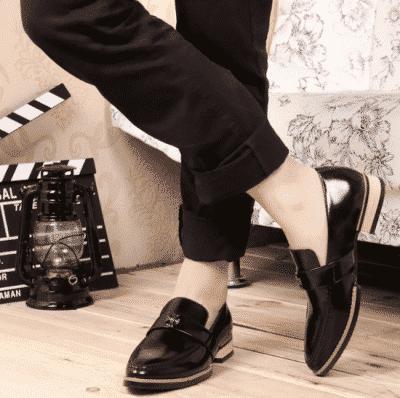 Kiểu dáng của giày lười