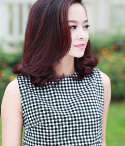 Kiểu tóc uốn siêu xinh dành cho phái nữ - Ảnh 1