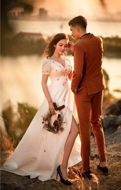 Trang phục cưới tại Hoa Mai Wedding