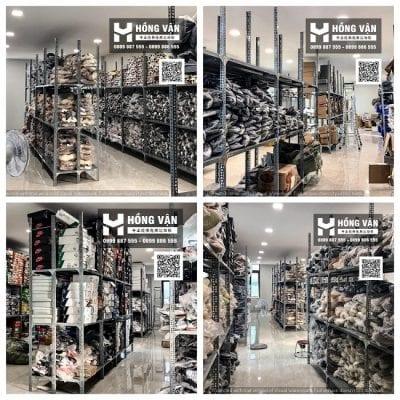 Hồng Vận - Tổng buôn sỉ giày dép thể thao/ quần áo, phụ kiện