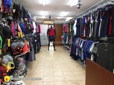 Shop quần áo thể thao 2T SPORT