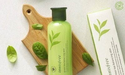 Innisfree Green Tea Fresh Skin Toner