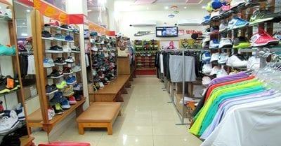 Shop quần áo thể thao YOUSPORT.VN
