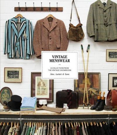 Bộ sưu tập quần áo phong cách Vintage cho nam