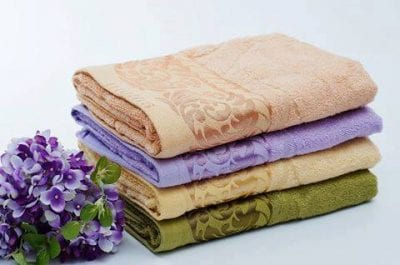 Chất liệu Modal được dùng để sản xuất khăn mặt/ khăn tắm