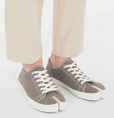 """Những đôi giày thể thao """"móng heo""""có thiết kế lạ mắt"""