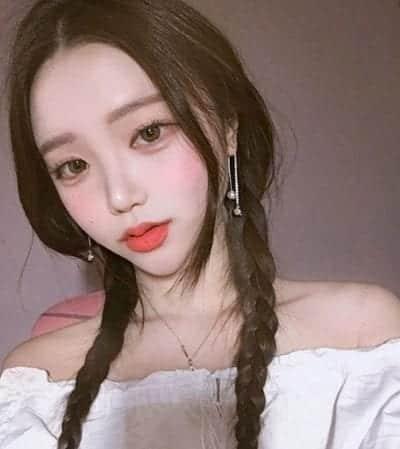 Tóc dài tết đẹp