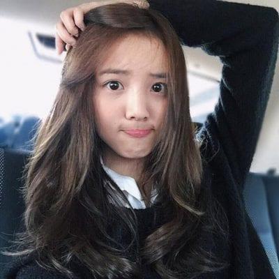 Tóc dài dễ thương