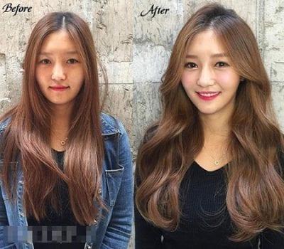 Kiểu tóc dài uốn đẹp nhất năm 2020 - Ảnh 14