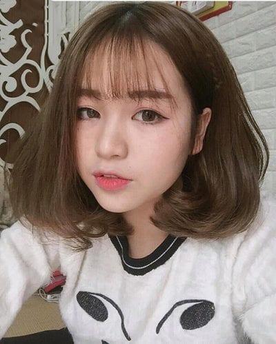 Kiểu tóc ngắn bồng bềnh 2020 nữ đẹp - Ảnh 14