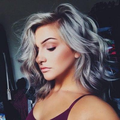Kiểu tóc ngắn bồng bềnh 2020 nữ đẹp - Ảnh 16
