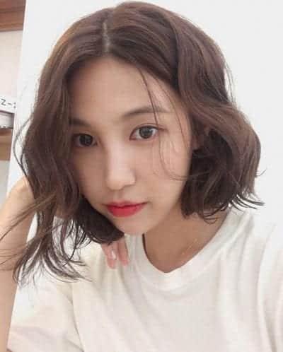 Kiểu tóc ngắn bồng bềnh 2020 nữ đẹp - Ảnh 17
