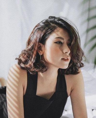 Kiểu tóc ngắn bồng bềnh 2020 nữ đẹp - Ảnh 19