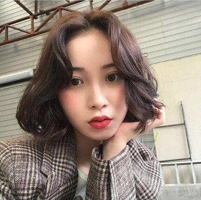 Kiểu tóc ngắn bồng bềnh 2020 nữ đẹp - Ảnh 2