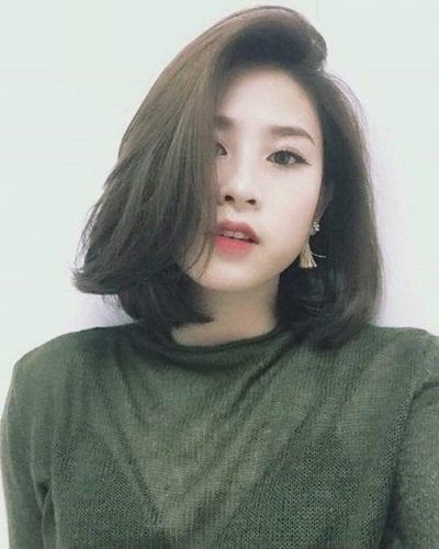 Kiểu tóc ngắn bồng bềnh 2020 nữ đẹp - Ảnh 20