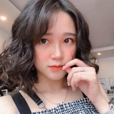 Kiểu tóc ngắn bồng bềnh 2020 nữ đẹp - Ảnh 6