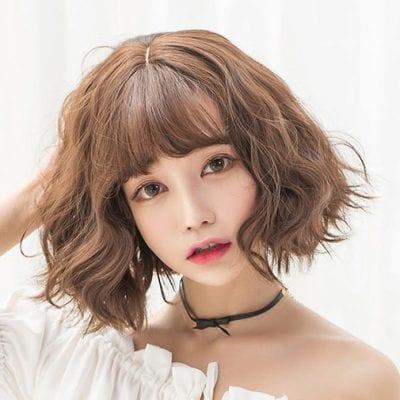 Kiểu tóc ngắn bồng bềnh 2020 nữ đẹp - Ảnh 7