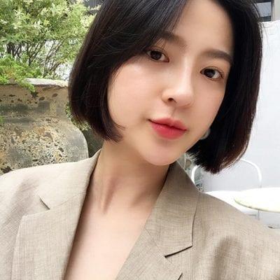 Kiểu tóc ngắn bồng bềnh 2020 nữ đẹp - Ảnh 9