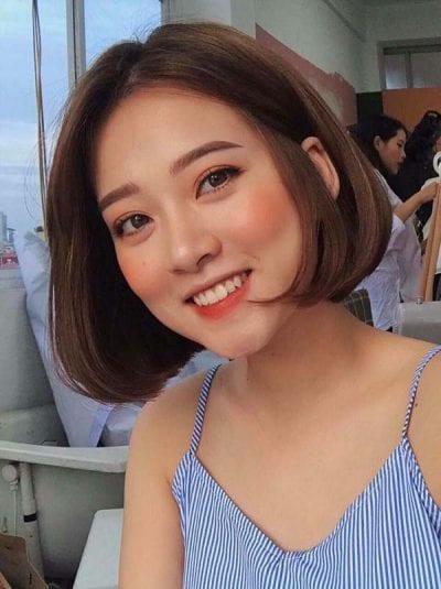 Kiểu tóc ngắn đẹp 2020 dành cho chị em phái nữ - Ảnh 17