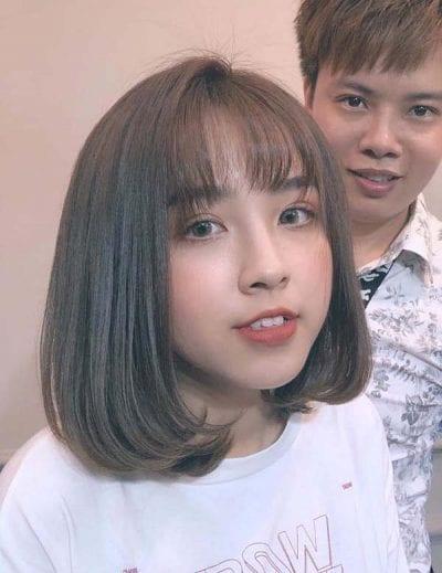 Kiểu tóc ngắn đẹp 2020 dành cho chị em phái nữ - Ảnh 21