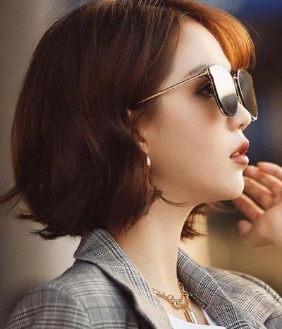 Kiểu tóc ngắn đẹp 2020 dành cho chị em phái nữ - Ảnh 23