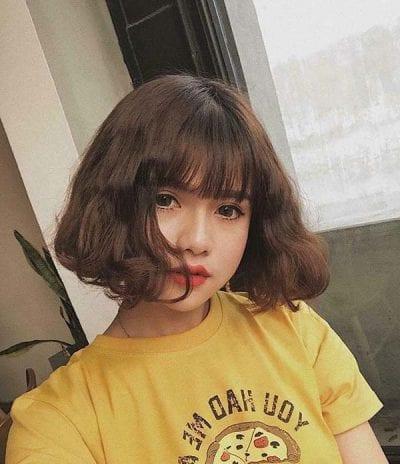 Kiểu tóc ngắn đẹp 2020 dành cho chị em phái nữ - Ảnh 32