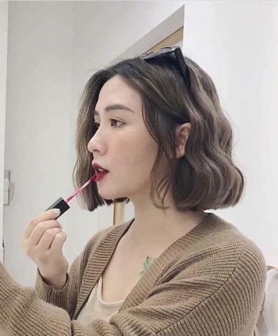 Kiểu tóc ngắn đẹp 2020 dành cho chị em phái nữ - Ảnh 36
