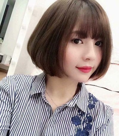 Kiểu tóc ngắn đẹp 2020 dành cho chị em phái nữ - Ảnh 37