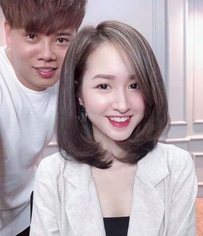 Kiểu tóc ngắn đẹp 2020 dành cho chị em phái nữ - Ảnh 40